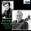 ベートーヴェン:チェロ・ソナタ 第1番、 第2番/ダヴィド・ゲリンガス/イアン・ファウンテン