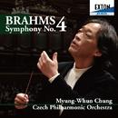 ブラームス:交響曲第 4番/チョン・ミョンフン/チェコ・フィルハーモニー管弦楽団