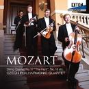 モーツァルト : 弦楽四重奏曲 第 17番 「狩」  第 16番/チェコ・フィルハーモニー弦楽四重奏団