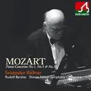 モーツァルト:ピアノ協奏曲 第1、5、18番/スヴャトスラフ・リヒテル/ルドルフ・バルシャイ/新生日本交響楽団