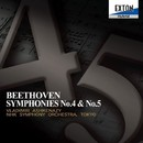 ベートーヴェン:交響曲 第 4番 & 第 5番「運命」/ラディーミル・アシュケナージ/NHK交響楽団