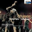 ストラヴィンスキー:「春の祭典」、「ミューズの神を率いるアポロ」/ヤープ・ヴァン・ズヴェーデン/オランダ放送フィルハーモニー管弦楽団