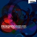 プロコフィエフ:交響曲 第 1番 「古典交響曲」&第 7番 「青春」/アレクサンドル・ラザレフ&日本フィルハーモニー交響楽団