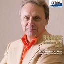 ブラームス:交響曲 第 1番、ウェーバー:「オイリアンテ」序曲/アレクサンドル・ラザレフ&日本フィルハーモニー交響楽団