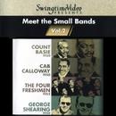 スイングタイム・ビデオ 第2集/ジャズ転換期・50年代はじめのスモール・グループが個性を競う/カウント・ベイシー六重奏団、キャブ・キャロウェイ・キャバリアーズ、ザ・フォー・フレッシュメン、ジョージ・シアリング五重奏団他