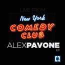 Live From New York Comedy Club/Alex Pavone