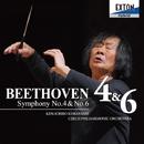 ベートーヴェン:交響曲第 4番&第 6番「田園」/小林 研一郎/チェコ・フィルハーモニー管弦楽団