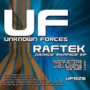 Damage Rampage EP/Raftek