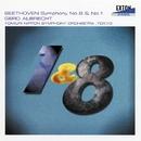 ベートーヴェン: 交響曲第 8番&第 1番/ゲルト・アルブレヒト/読売日本交響楽団