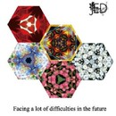 Facing a lot of difficulties in the future/JED