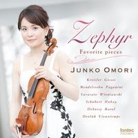 Zephyr -そよ風 (DSD 2.8MHz/1bit)/大森潤子 & 中島由紀