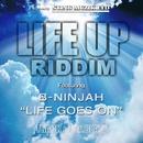 LIFE GOES ON -Single/B-NINJAH