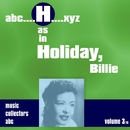 H as in HOLIDAY, Billie (Volume 3)/Billie Holiday
