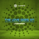 Loveparade - The Love Goes On/Vux, Simztek, Dubz, Patrick Branch, Steve Looney, Mike Smile, Morphodelic, Nick Samovar, Marika Ross