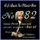 カンタータ第46番 考え見よ、われを襲いしこの痛みに BWV46/石原眞治