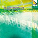 カプースチン:ピアノ五重奏曲 他/ヴァリアス アーティスツ