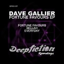 Fortune Favours EP/Dave Gallier