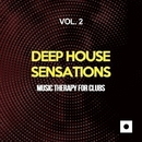 Deep House Sensations, Vol. 2 (Music Therapy For Clubs)/Boy Funktastic & Daviddance & DJ Donny & Andy Pitch & Hakan Dundar & Maxi Madrid & Volare & VengaH & DJ Herby & Aki Drope & Pete Grace & Beat2 & Juan Gonzales & Rassa & Twins of Sound & Paolo Solo & Flashers & Adam Funk & Paul Bart & Sane & Groovenorth