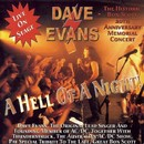 A Hell Of Night/Dave Evans