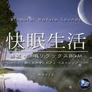 快眠生活 しっとりと聴くバイノーラル自然音とピアノ ベストソング10/Various Artists