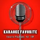 Favorite Playbacks, Vol. 189 (Karaoke Version)/Anna Gramm