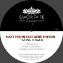 Taking It Back/Matt Prehn