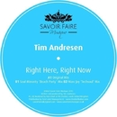 Right Here, Right Now/Tim Andresen