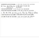 6, Rue des Filles du Calvaire, Paris/阿部海太郎