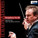 ショスタコーヴィチ:交響曲 第 10番/ジョナサン・ノット/東京交響楽団