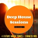 Deep House Sessions/Various artists & Royal Music Paris & Philippe Vesic & Central Galactic & Candy Shop & Galaxy