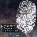 So Sweaty/Alessandro D'Avenia