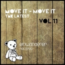 Move It - Move It : The Latest/R&Ber & Mickun & Dj Henna & Sead Redzic & MOT3K & Manuel Mucua & Luca Breschi