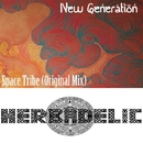 Space Tribe - Single/Herbadelic
