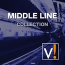 Middle Line Collection/DJ Alien & Joe Dominguez & Alex Lentini & Antonio Morph Carassi & Michael Fiorente & Francesco Caramia & Nuwe & Danilo Luccarelli