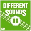 Different Sounds, Vol.8/Anton Seim & Gh05T & Nikita Prjadun & DIM TARASOV & Filek & Leonid Gnip & Maxx & Stop Narcotic & Dj Amigo & Playful