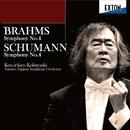 ブラームス:交響曲 第 4番、シューマン:交響曲 第 4番/小林研一郎/読売日本交響楽団