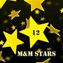 M&M Stars, Vol. 12 Chillout/Demax & Grimland & Enam & Fly Dying & Last Raise & Fleksi & Alex Tiar & Sobrio & Meat Stick & DJ Ingredient & MAREEKMIA & Breex & Bach By Cocaine & Kush