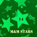 M&M Stars, Vol. 14 Chillout/VD & Enam & Fly Dying & Moonlight & Chillum & Chill Doll & Cj Matt & Alexey InFinO & AUM