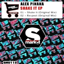 Shake It EP/Alex Pinana