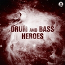 Drum And Bass Heroes/Spyke & Rautu & DJ Gravity & Dendi Mushtaev & Undoxone & E-Axe & Theoretical & Deskilloz & Max Norwarl & MedMan