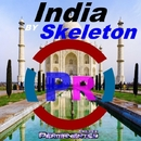 India - Single/Skeleton
