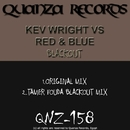 Blackout/Tamer Fouda & Kev Wright & Red & Blue