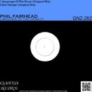 Language Of The Drum EP/Phil Fairhead