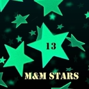 M&M Stars, Vol. 13 Chillout/Vlas project & Stas Haimi & D.Z. & Betelgeuze & Anna & Cj Matt & Drunkdevice & Dimadie & Poltergayst & Sobrio & BoStone & LIBIDO Shock Project & MAREEKMIA & Superidea