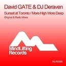 Sunset At Toronto / More High More Deep/David GATE & DJ Deraven