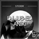 Storm Ep (inc. DJ Jus-Ed Remix)/Aniki Jacobs & Jus-Ed