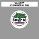 When I Need 2 Cry/Quadran