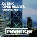 Open Hearts - Single/DJ Dnk
