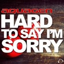 Hard To Say I'm Sorry/Aquagen