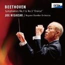 ベートーヴェン: 交響曲 第 1番 & 第 3番 「英雄」/久石譲/ナガノ・チェンバー・オーケストラ